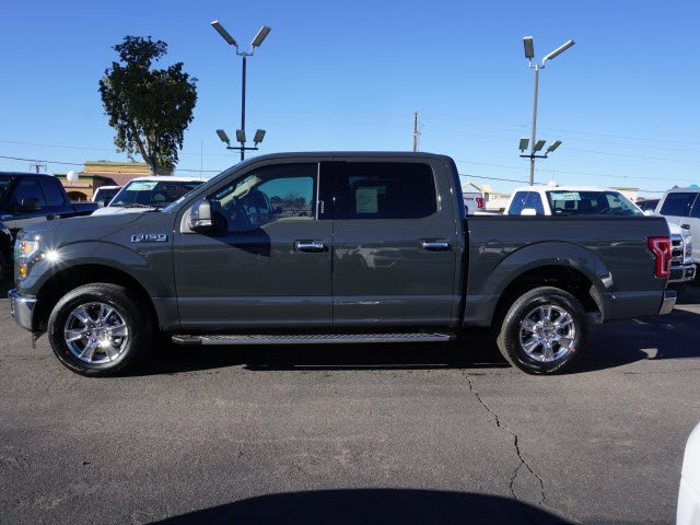 2017 F-150 SuperCrew Cab, Pickup #70917 - photo 3