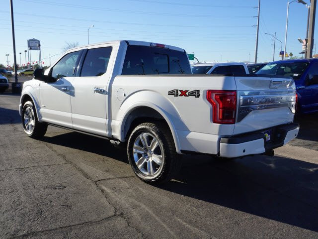 2017 F-150 SuperCrew Cab 4x4, Pickup #70944 - photo 2