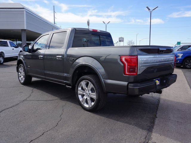 2017 F-150 SuperCrew Cab 4x4, Pickup #70945 - photo 2