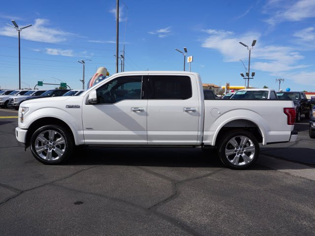 2017 F-150 SuperCrew Cab 4x4, Pickup #70946 - photo 3