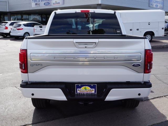 2017 F-150 SuperCrew Cab 4x4, Pickup #70946 - photo 4