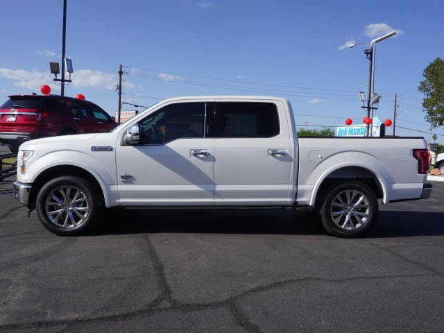 2017 F-150 SuperCrew Cab, Pickup #70960 - photo 3