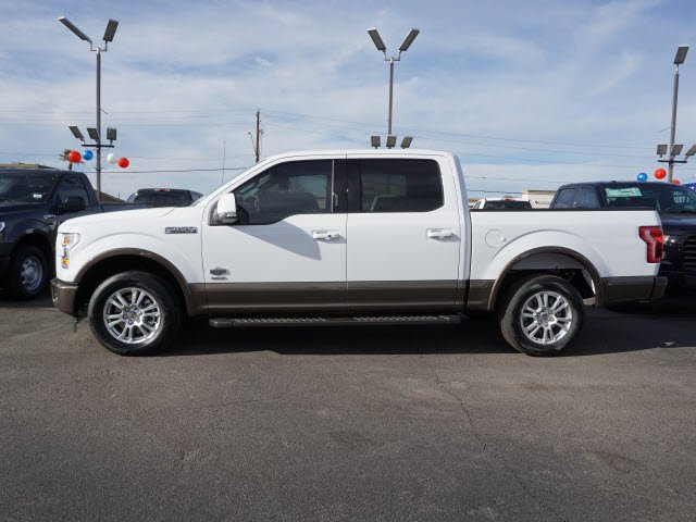 2017 F-150 SuperCrew Cab, Pickup #70961 - photo 3