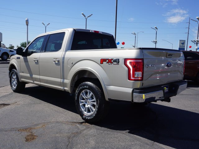 2017 F-150 SuperCrew Cab 4x4, Pickup #70973 - photo 2