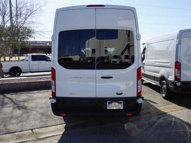 2017 Transit 350 HD High Roof DRW, Passenger Wagon #70988 - photo 4