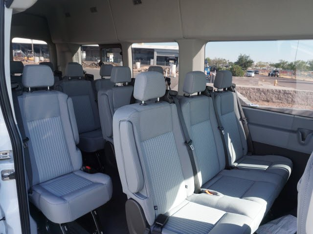 2017 Transit 350 HD High Roof DRW, Passenger Wagon #70988 - photo 7