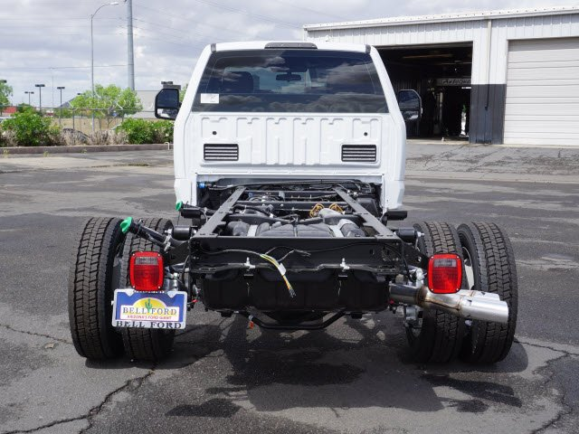 2017 F-450 Regular Cab DRW, Cab Chassis #71012 - photo 4