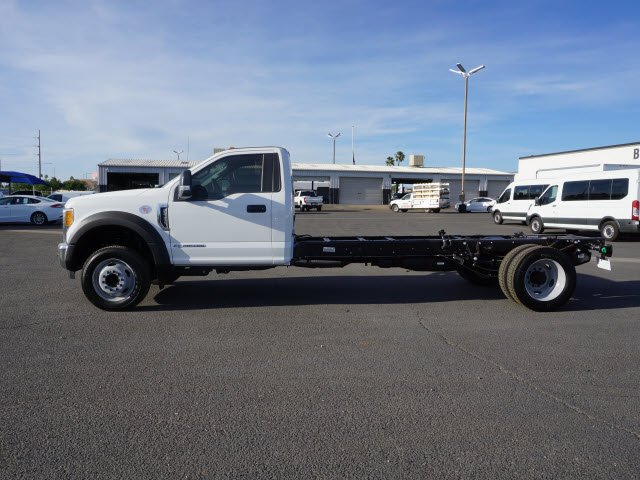 2017 F-550 Regular Cab DRW, Cab Chassis #71029 - photo 3
