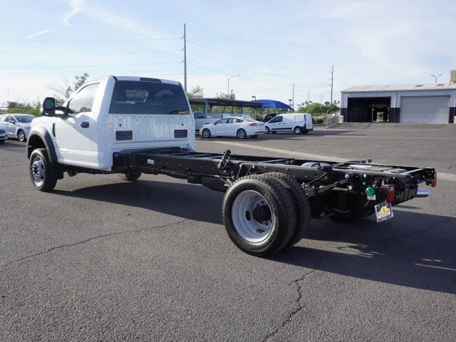 2017 F-550 Regular Cab DRW, Cab Chassis #71029 - photo 2