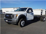 2017 F-550 Regular Cab DRW Cab Chassis #71029 - photo 1