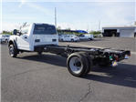2017 F-550 Regular Cab DRW, Cab Chassis #71029 - photo 1