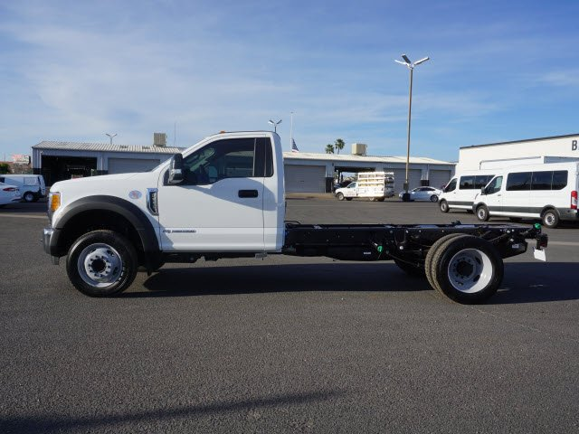 2017 F-550 Regular Cab DRW, Cab Chassis #71066 - photo 3