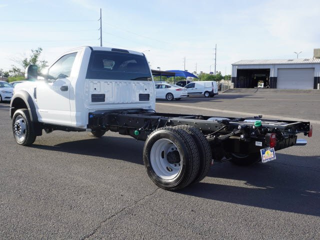 2017 F-550 Regular Cab DRW, Cab Chassis #71066 - photo 2
