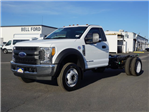 2017 F-550 Regular Cab DRW, Cab Chassis #71066 - photo 1