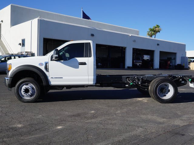 2017 F-550 Regular Cab DRW, Cab Chassis #71074 - photo 3