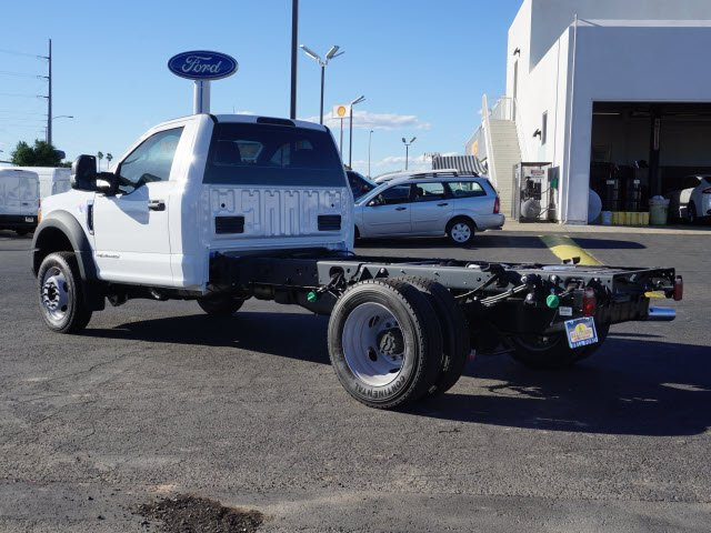 2017 F-550 Regular Cab DRW, Cab Chassis #71074 - photo 2