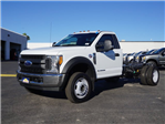 2017 F-550 Regular Cab DRW, Cab Chassis #71074 - photo 1
