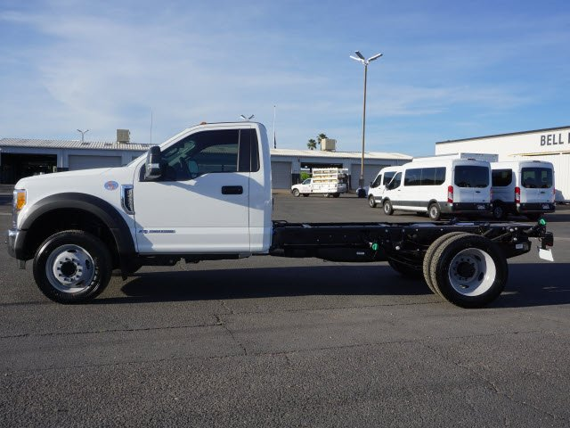 2017 F-550 Regular Cab DRW, Cab Chassis #71087 - photo 3