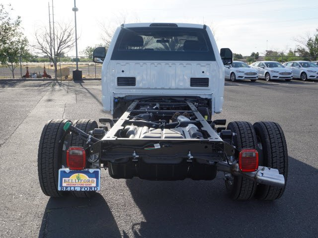 2017 F-550 Regular Cab DRW, Cab Chassis #71087 - photo 4