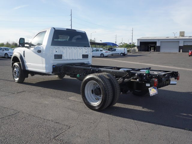 2017 F-550 Regular Cab DRW, Cab Chassis #71087 - photo 2