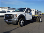 2017 F-550 Regular Cab DRW, Cab Chassis #71087 - photo 1