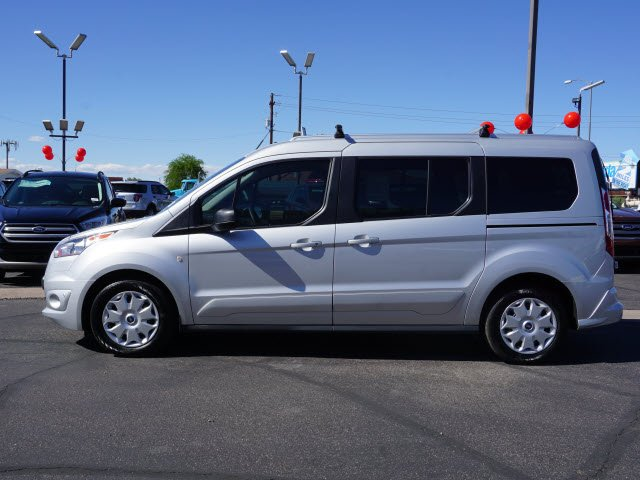 2017 Transit Connect, Passenger Wagon #71281 - photo 3