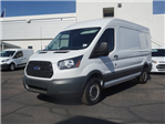 2017 Transit 150 Medium Roof, Cargo Van #71333 - photo 1