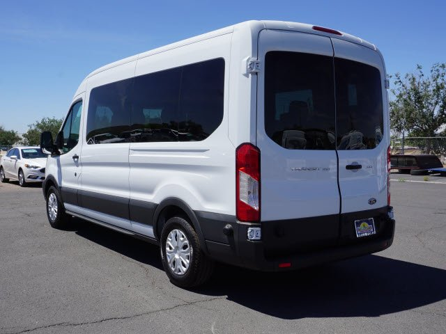 2017 Transit 350 Medium Roof, Passenger Wagon #71367 - photo 2