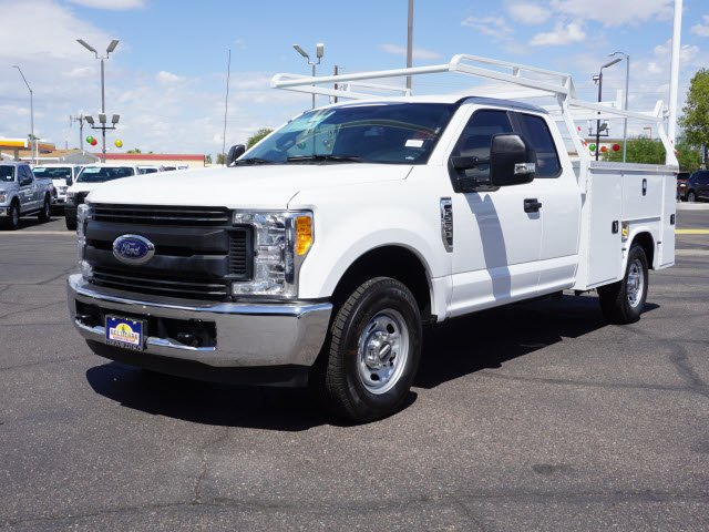 2017 F-250 Super Cab, Knapheide Standard Service Body Service Body #71847 - photo 1