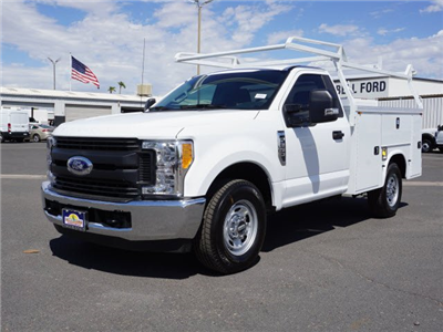 2017 F-350 Regular Cab, Knapheide Standard Service Body Service Body #71848 - photo 1