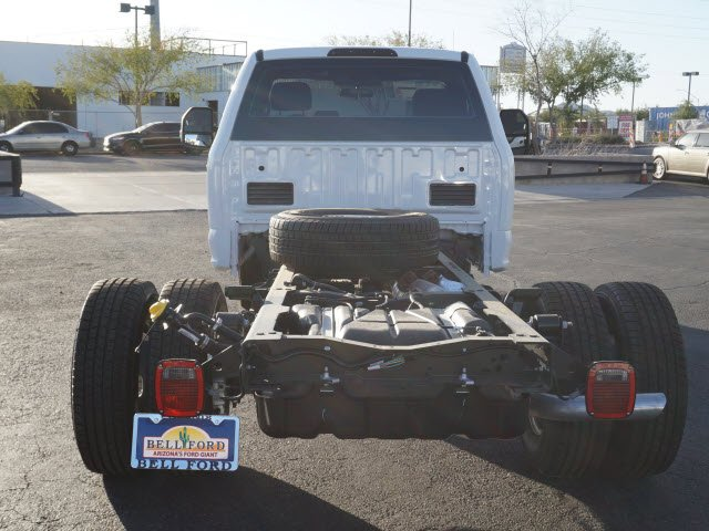 2017 F-350 Regular Cab DRW Cab Chassis #71997 - photo 4