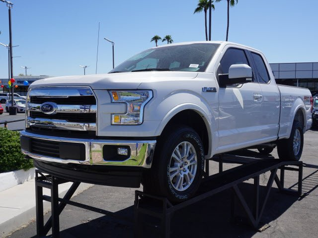 2017 F-150 Super Cab 4x4 Pickup #72010 - photo 1