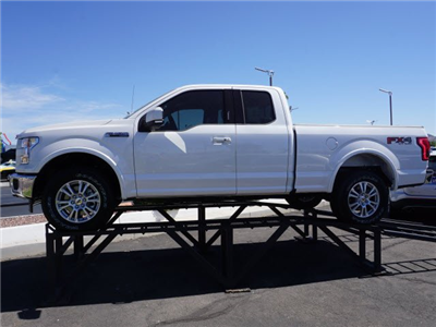 2017 F-150 Super Cab 4x4 Pickup #72010 - photo 3