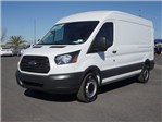 2017 Transit 250 Medium Roof, Cargo Van #72026 - photo 1