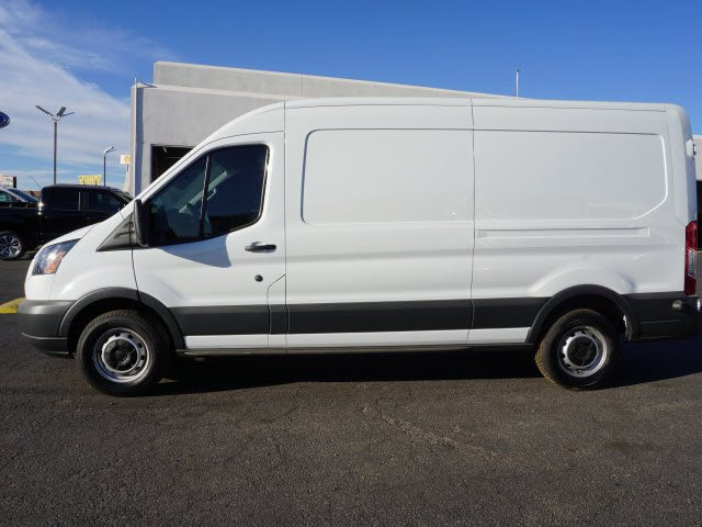 2017 Transit 150 Medium Roof Cargo Van #72027 - photo 3