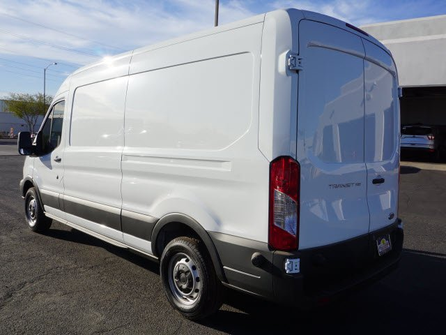 2017 Transit 150 Medium Roof Cargo Van #72027 - photo 4