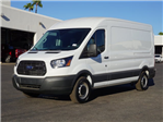 2017 Transit 150 Medium Roof Cargo Van #72027 - photo 1