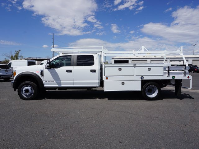 2017 F-550 Crew Cab DRW, Scelzi Contractor Body #72106 - photo 3