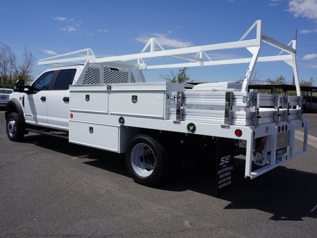 2017 F-550 Crew Cab DRW, Scelzi Contractor Body #72106 - photo 2