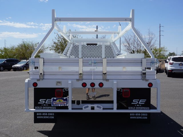 2017 F-550 Crew Cab DRW, Scelzi Contractor Body #72106 - photo 4