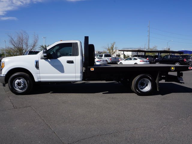 2017 F-350 Regular Cab DRW, Knapheide Platform Body #72186 - photo 3