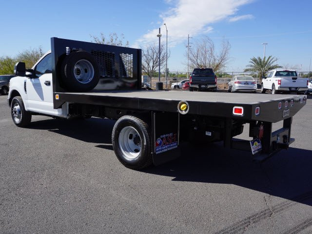 2017 F-350 Regular Cab DRW, Knapheide Platform Body #72186 - photo 2