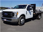 2017 F-350 Regular Cab DRW, Knapheide Platform Body #72186 - photo 1