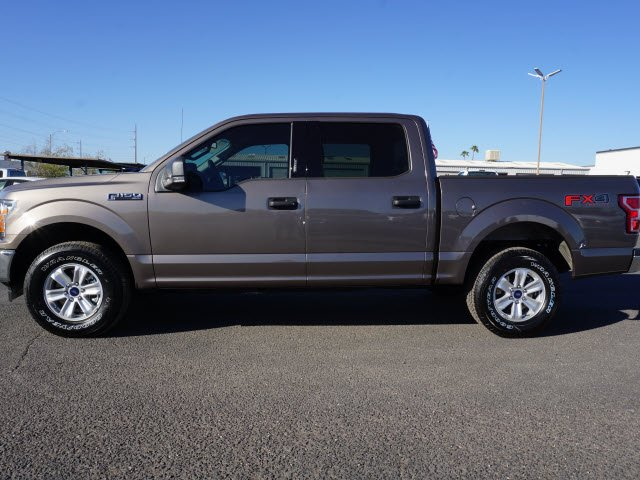 2018 F-150 Crew Cab 4x4 Pickup #80011 - photo 3