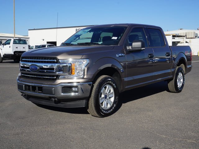 2018 F-150 Crew Cab 4x4 Pickup #80011 - photo 1