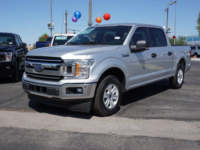 2018 F-150 SuperCrew Cab 4x2,  Pickup #80020 - photo 1