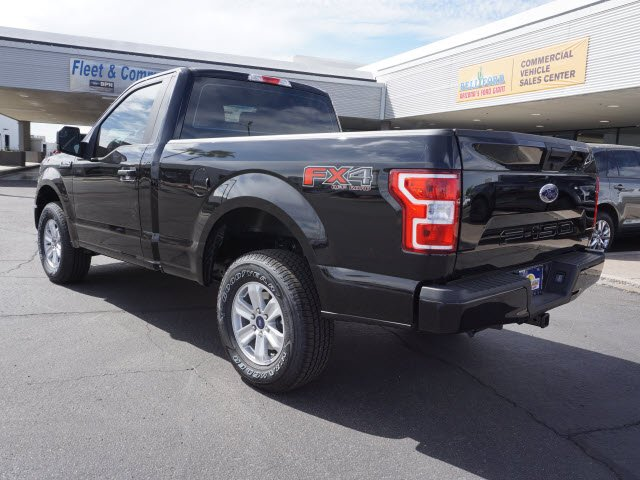 2018 F-150 Regular Cab 4x4 Pickup #80024 - photo 2