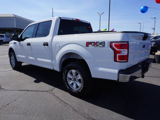 2018 F-150 Crew Cab 4x4 Pickup #80027 - photo 2