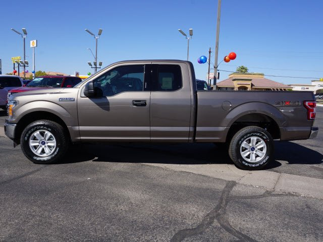 2018 F-150 Super Cab 4x4, Pickup #80037 - photo 3