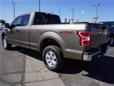 2018 F-150 Super Cab 4x4 Pickup #80037 - photo 2
